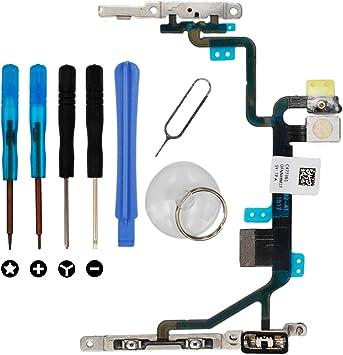 Power-Button Ein Aus Schalter Austausch iPhone 4 Reparatur Sensor,Fotosensor