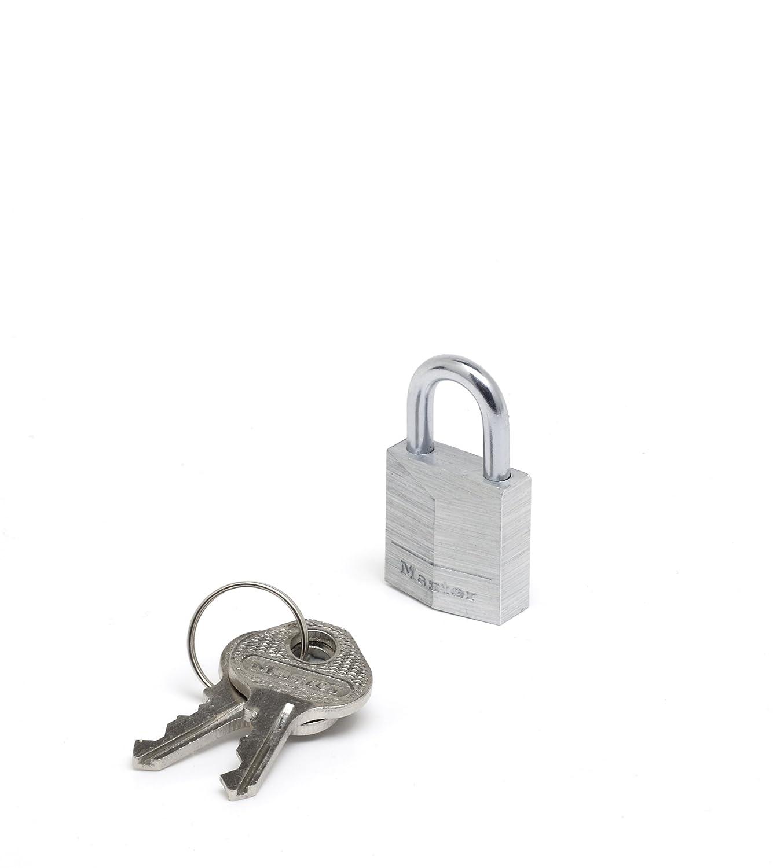 Master Lock 9120EURD Padlock 20 mm Aluminium