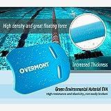 Overmont Swimming Board Kickboard Pull Buoy