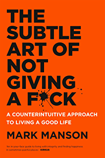 Amazon the barefoot investor the only money guide youll the subtle art of not giving a fck a counterintuitive approach to living malvernweather Image collections
