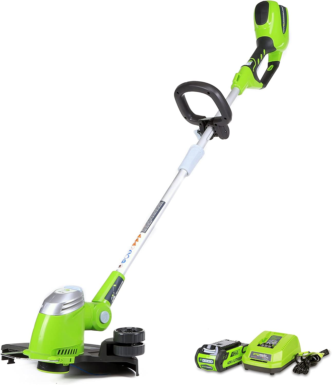GreenWorks 21302 G MAX
