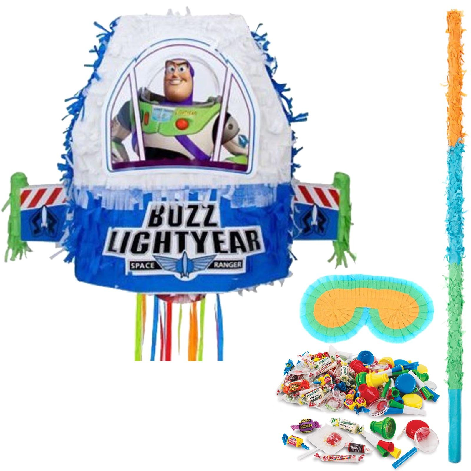 BirthdayExpress Toy Story Party Supplies Pinata Kit