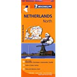 North Netherlands Regional Map 531 (Michelin Regional Maps)