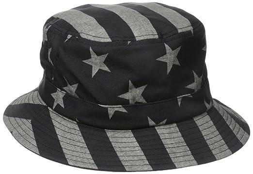 56b02827146 Amazon.com  Volcom Men s Bar Star Bucket Hat