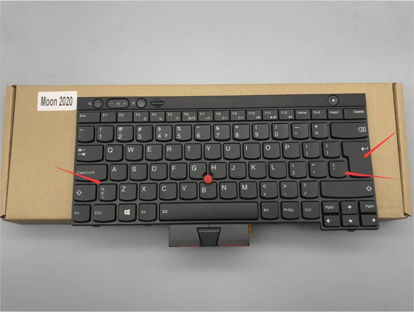 New for ibm Lenovo Backlit Keyboard FRU 04X1240 0C01923 for Thinkpad T530 T530i W530 T430 T430s T430i X230 X230i 0B36143 04W3137 27P0GE CS12L84 V130020CS1
