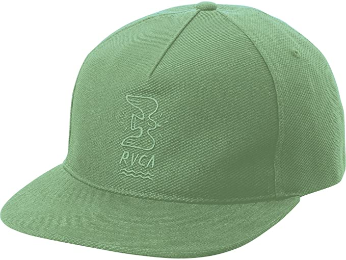 Amazon.com  RVCA Men s Stress Free Strapback Hat 1e129d24cc26