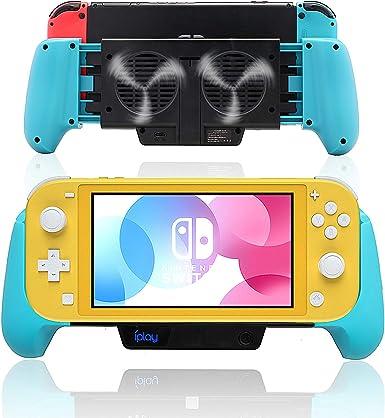 Funda de batería para Nintendo Switch Lite: Amazon.es: Electrónica