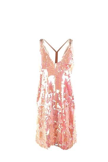 KOCCA Abito Donna XS Rosa Gioco Primavera Estate 2019  Amazon.co.uk   Clothing ce067431d17
