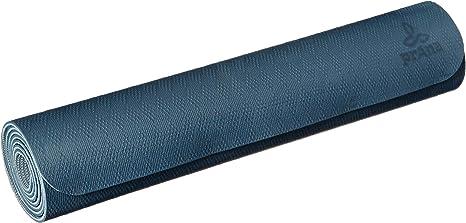 Prana Unisex S E C O Yoga Mat Bag Petrol Blue One Size Amazon Co Uk Sports Outdoors