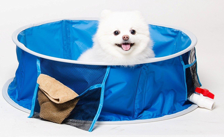 25 COCO JOJO Pop Up Pet Bath Pool (25)