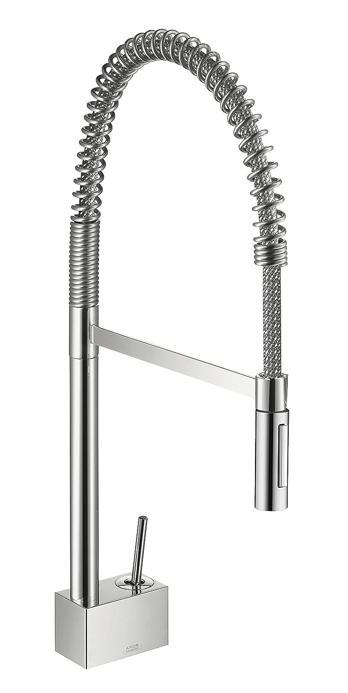 Amazon.com: Hansgrohe Axor Starck Semi Pro Kitchen Single-Lever Tap ...