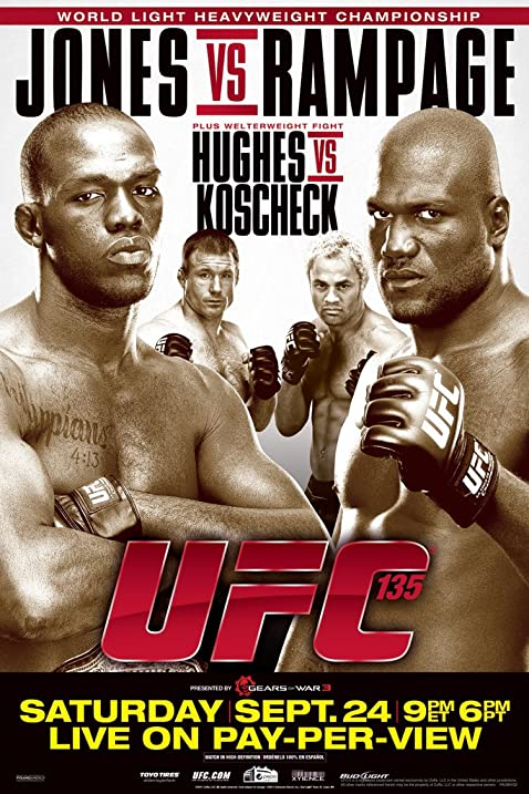 Amazon.com: UFC 135 Jon Jones ...