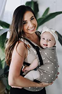 Baby Tula Sleepy DUST Free-to-Grow Baby Carrier, Adjustable Newborn to Toddler Carrier, Ergonomic and Multiple Positions for 7-45 pounds