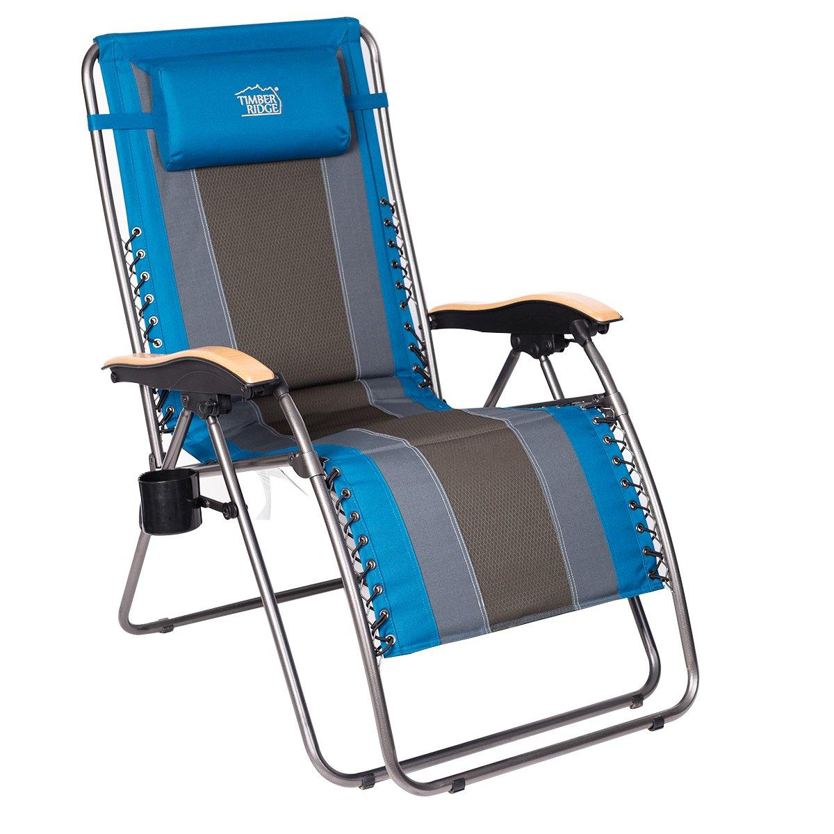timber ridge gravity zero chair