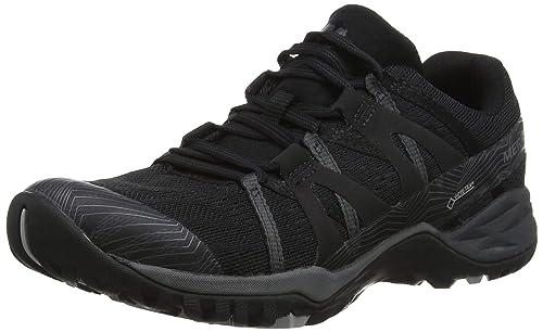 Merrell Siren Hex Q2 E-Mesh GTX, Zapatillas de Senderismo para Mujer: Amazon.es: Zapatos y complementos
