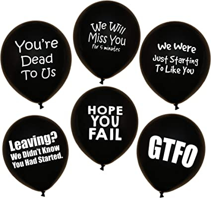 Balloon Decorations For Farewell Party - New Decoration Ideas