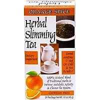 21st Century Herbal Slimming Tea - Orange 24 Bags