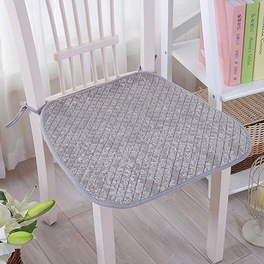 xinping Chair Pads Silla Pad/Antideslizante Acolchado cojín ...