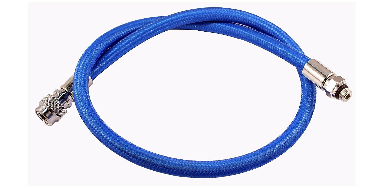 METALSUB Frusta Jacket Flex Trecciata Tek (Blu, 74 cm)