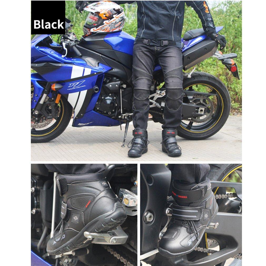 LKN Scarpe per Moto e Motocross Stivali Protettivi accessori per la moto