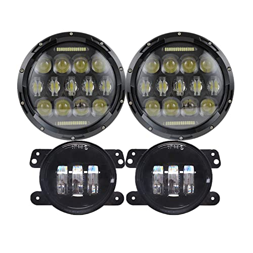 LED Headlights by LX-Light