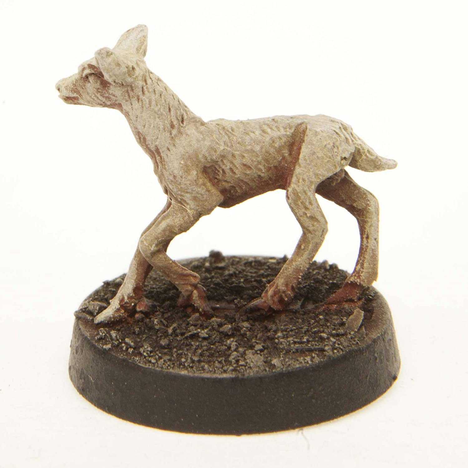 Made in USA Stonehaven Miniatures Stonehaven Fawn Miniature Figure for 28mm Scale Table Top War Games