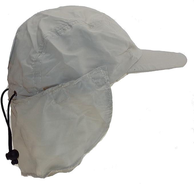 1 Gorra para hombres con tapa removible para el cuello - talla 57 ...