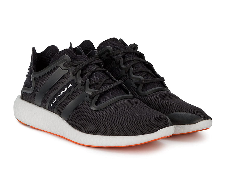 219a23c9f adidas Y-3 Men s Y-3 Yohji Run Black Mesh Sneaker 6