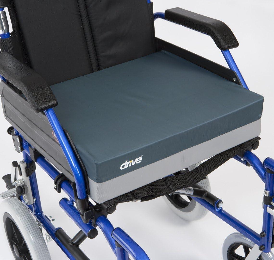 Drive Medical - Cojín para silla de ruedas