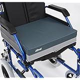 Drive Medical Extra Profond 10Gel Coussin pour siège de fauteuil roulant