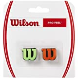 Wilson Sporting Goods Profeel GreenOrange Tennis Dampener, One Size