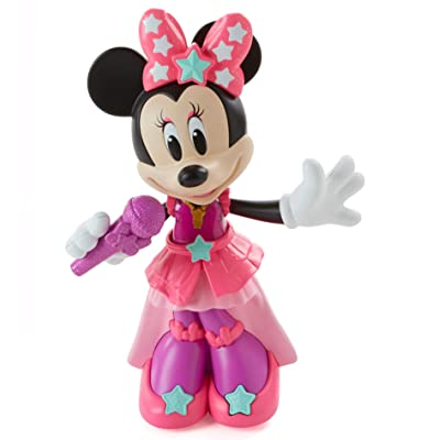 Fisher-Price Disney Minnie, Pop Superstar Minnie: Toys & Games [5Bkhe1905985]