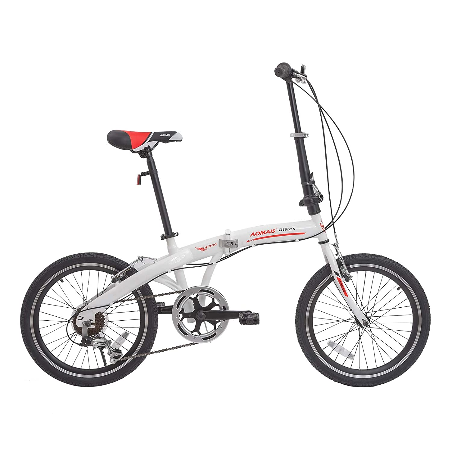 Svelo Aluminum Folding Bike