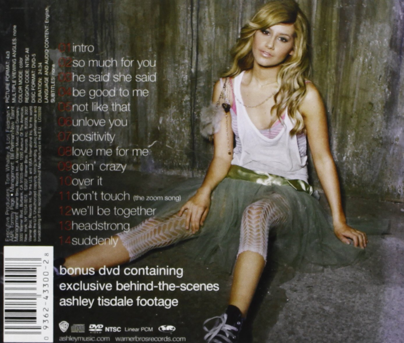 SO ASHLEY BAIXAR MUCH FOR YOU TISDALE -
