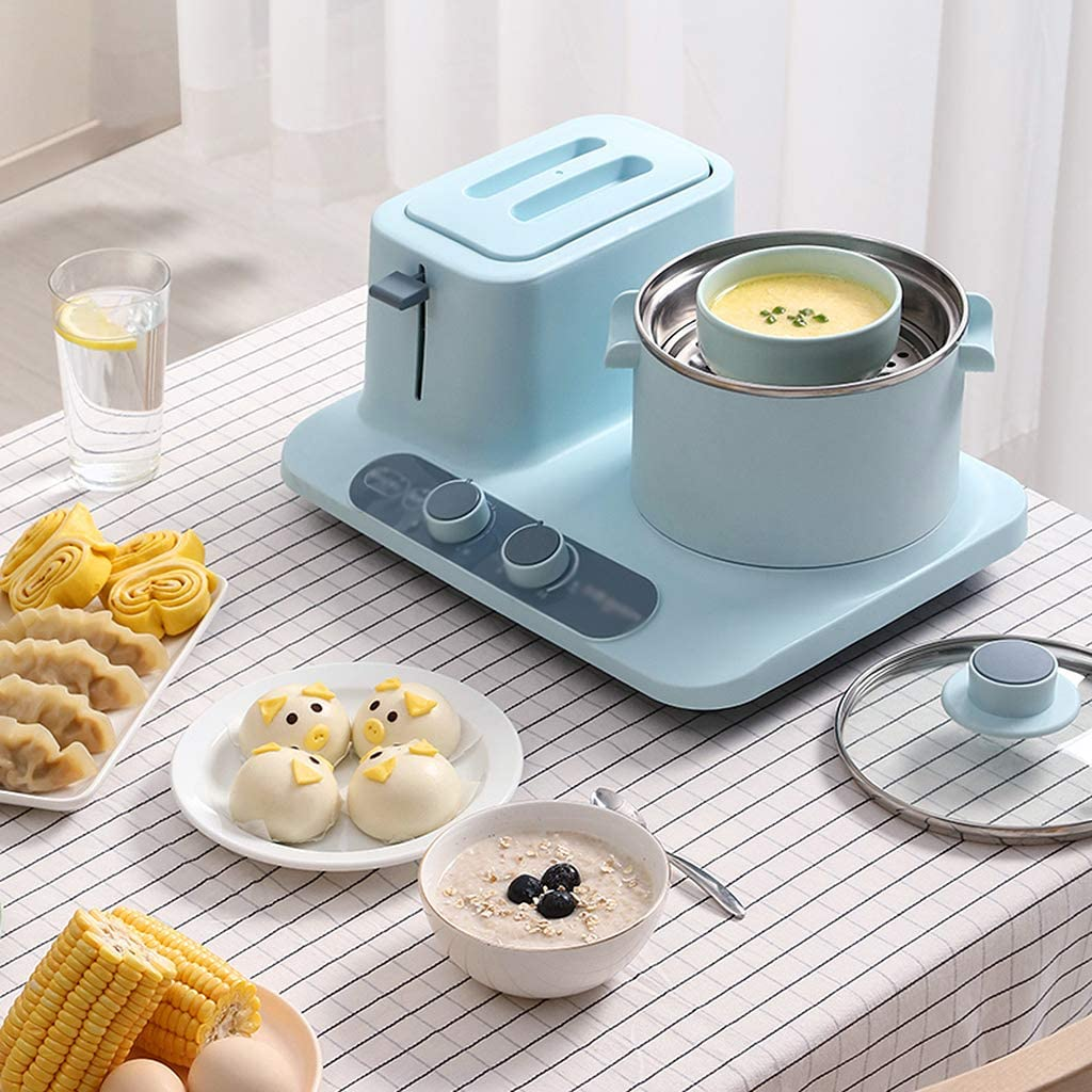 ZTCWS 2-Slice-Toasters Bread, Stainless Steel Compact Toaster Extra-Wide-Slots for Household Kitchen Breakfast Bagle Defrost Cancel Function Toaster Muffins