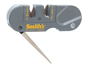 Smith's PP1 Pocket Pal Multifunction Sharpener review