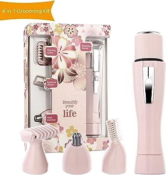 Halcent Depiladoras Femeninas Electrica Sistema Afeitadora ...