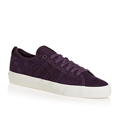 adidas Originals Matchcourt RX Baskets, Homme, Noir (Core Black/Footwear White/Core Black 0), 43 1/3 EU