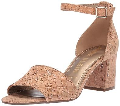 3c093588cc Amazon.com | Anne Klein Women's Carine Dress Sandal Heeled | Heeled ...