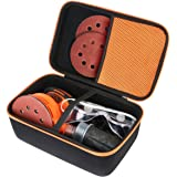 Aenllosi Hard Carrying Case Compatible with BLACK+DECKER Random Orbit Sander BDERO100