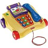 Fisher-Price Jeu éducatif Téléphone J'Apprends à Compter