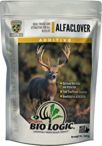 BioLogic Alfa Clover Additive Feeder, 1-Pound