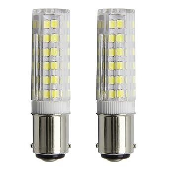 Nählicht B15 // Bajonettverschluss Glühbirne für Nähmaschinen mit Stecksockel