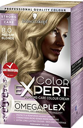bb602673f2 Image Unavailable. Image not available for. Colour: Schwarzkopf Color  Expert Omegaplex Hair ...