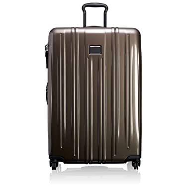 TUMI - V3 Extended Trip Expandable Packing Case Large Suitcase - Hardside Luggage for Men and Women - Mink
