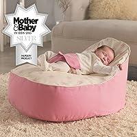 Bambeano® - Puf para bebé con funda