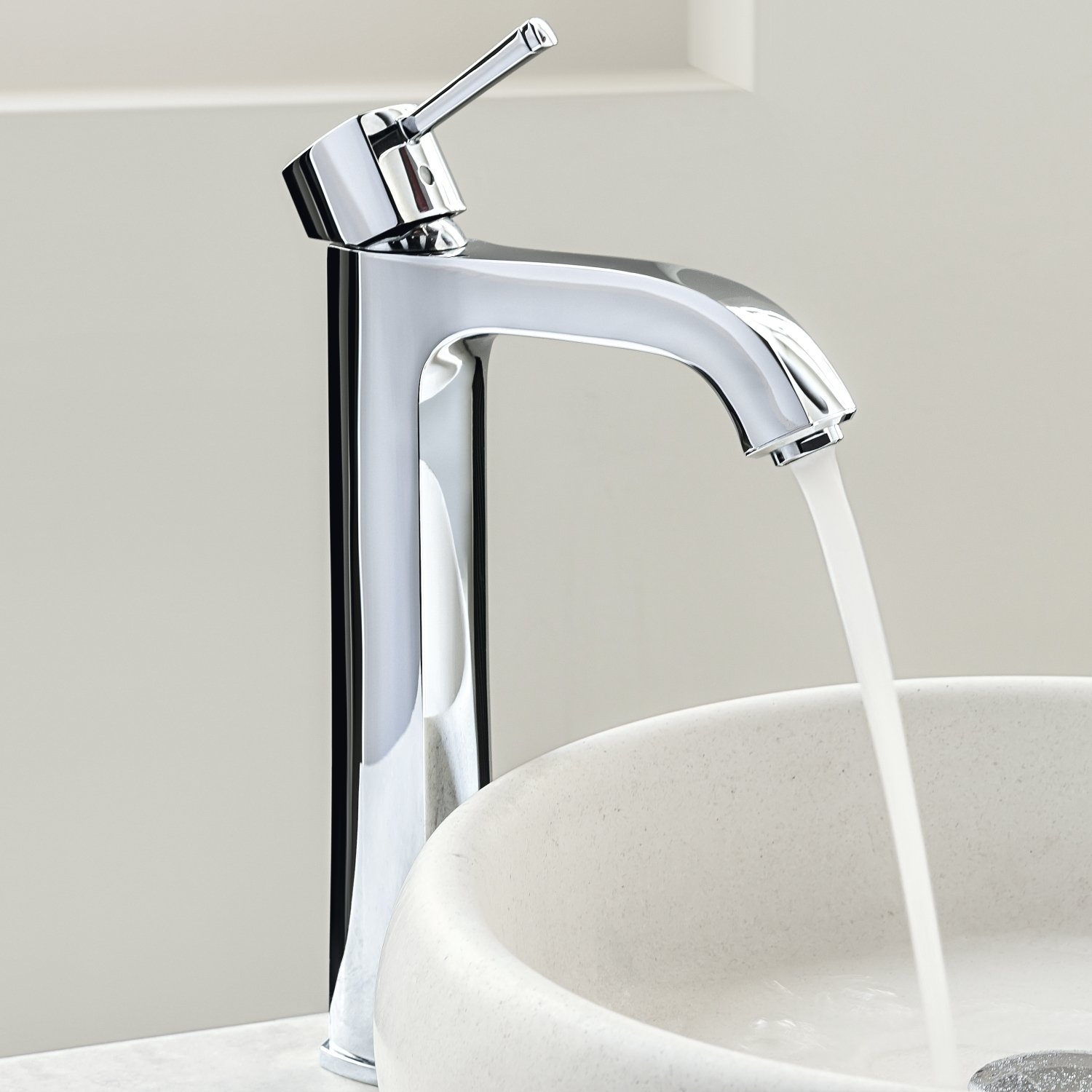 Grohe grandera basin tap for free standing basins (smooth body and ...