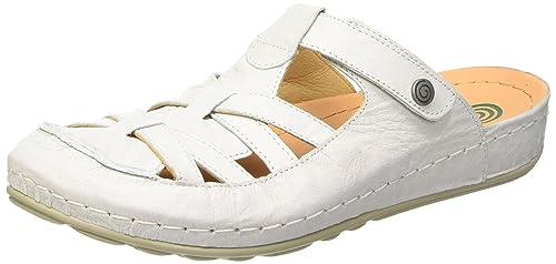 Comprar Colecciones Baratas Dr. Brinkmann700826 - Ciabatte Donna amazon-shoes bianco Venta Mejor Tienda Para Comprar Precio Barato Asequible El Pago De Visa Aclaramiento fvBQ8xaMsV