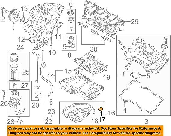 Amazon.com: Hyundai 21512-23001, Engine Oil Drain Plug: AutomotiveAmazon.com