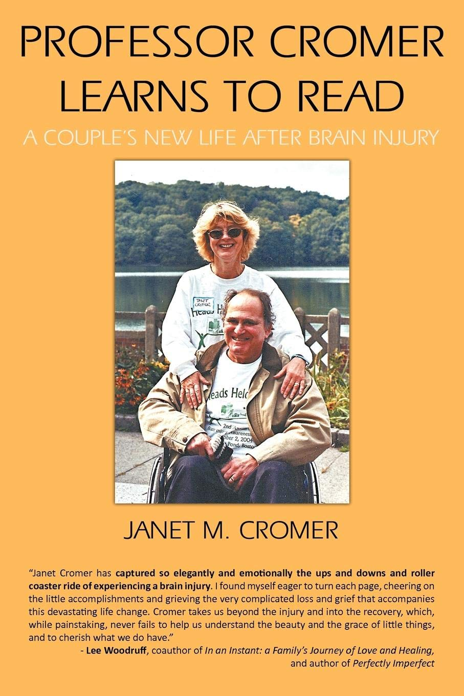 Professor Cromer Learns to Read: A Couples New Life after Brain Injury